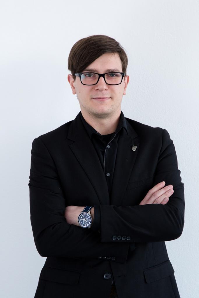 Przemysław Paruszewski, Account Manager
