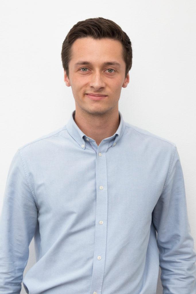 Norbert Bochniak, Account Manager