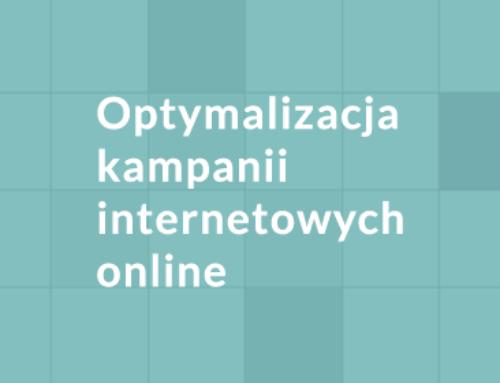 Optymalizacja kampanii internetowych online