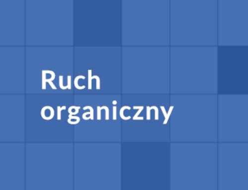 Ruch organiczny