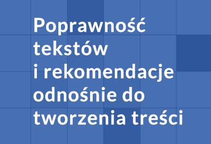 SEO: poprawność tekstów i rekomendacje odnośnie do tworzenia treści